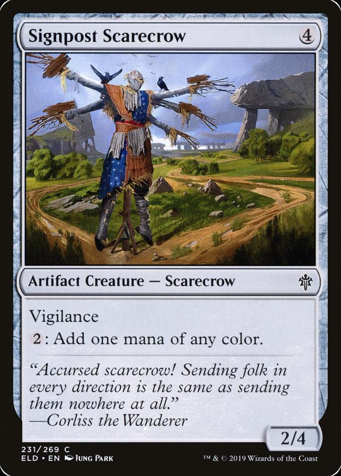 Signpost Scarecrow [ELD]
