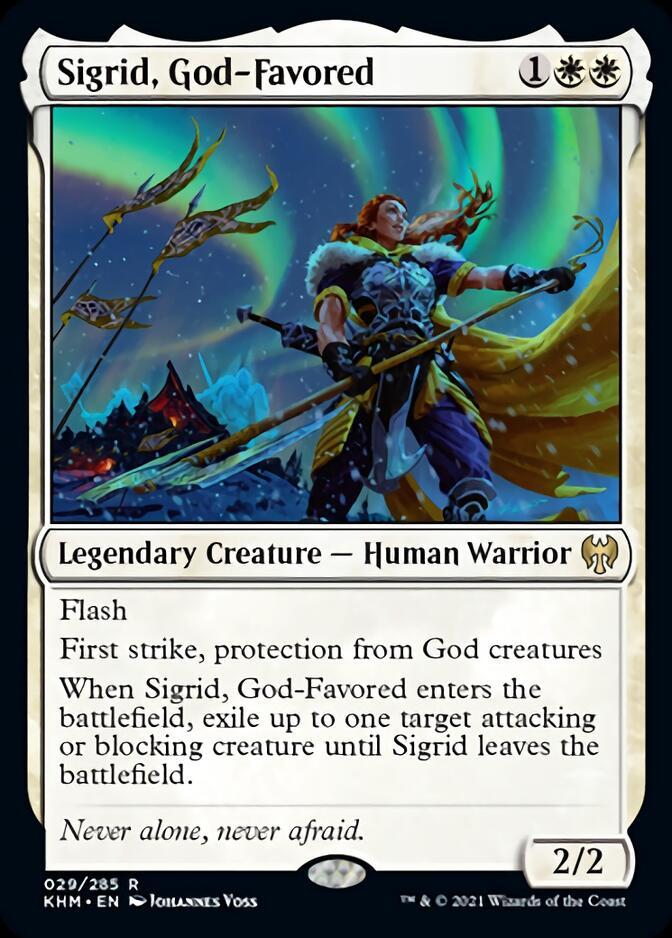 Sigrid, God-Favored [KHM]
