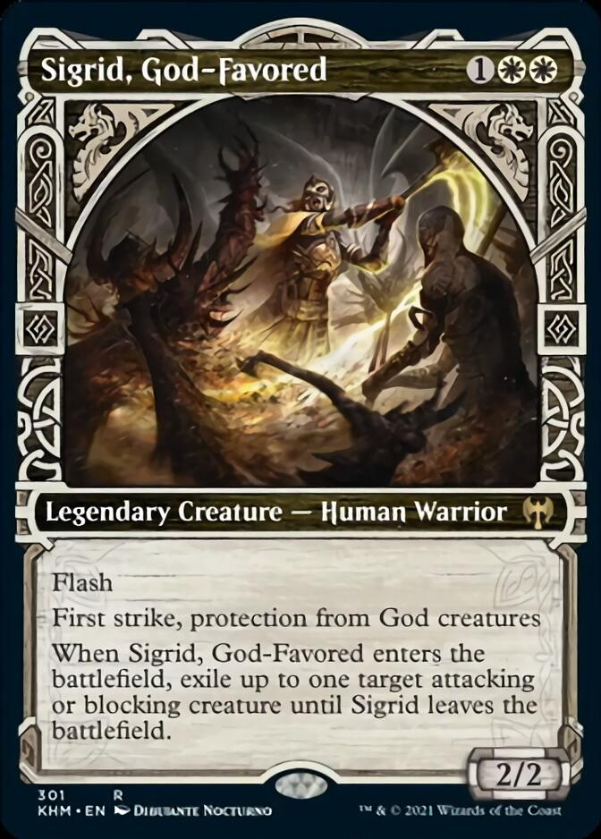 Sigrid, God-Favored <showcase> [KHM]