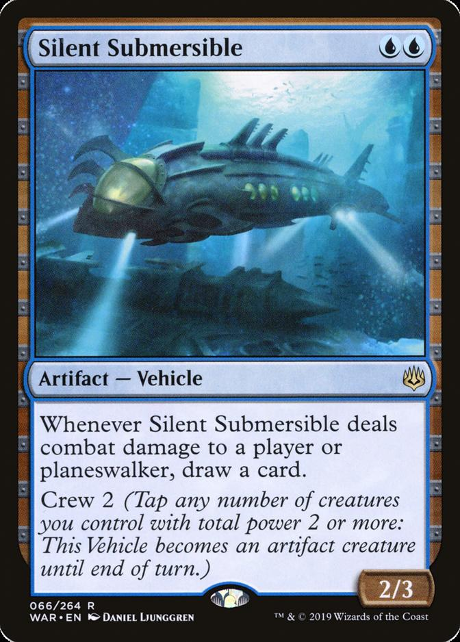 Silent Submersible [WAR]