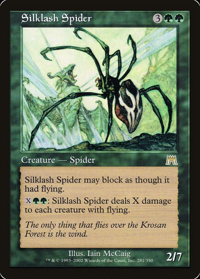 Silklash Spider [ONS]