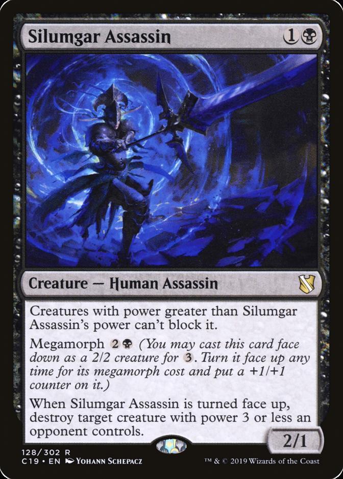 Silumgar Assassin [C19]