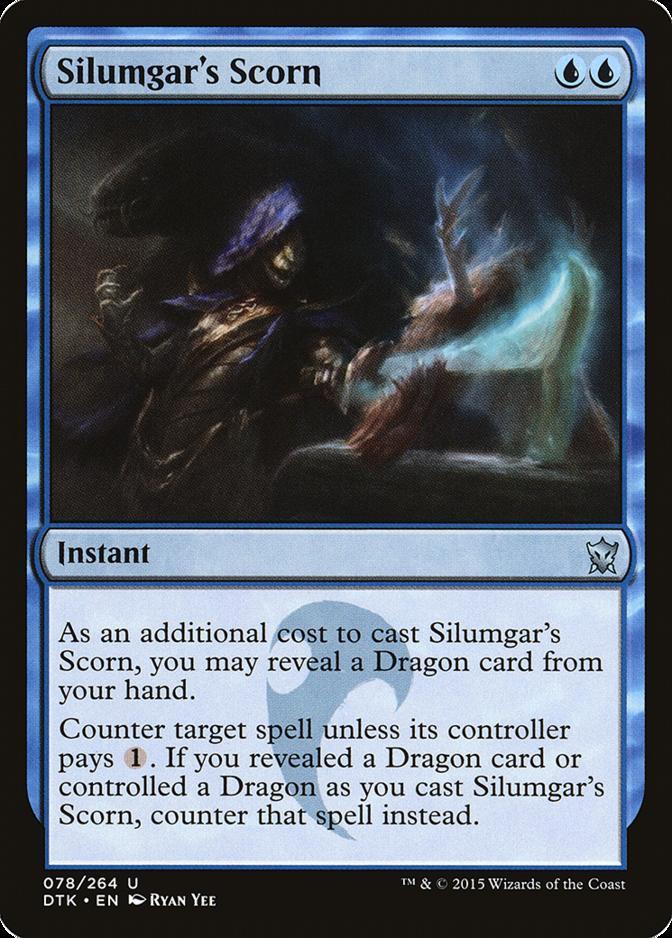 Silumgar's Scorn [DTK]
