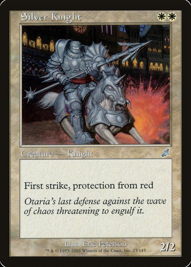 Silver Knight [SCG]