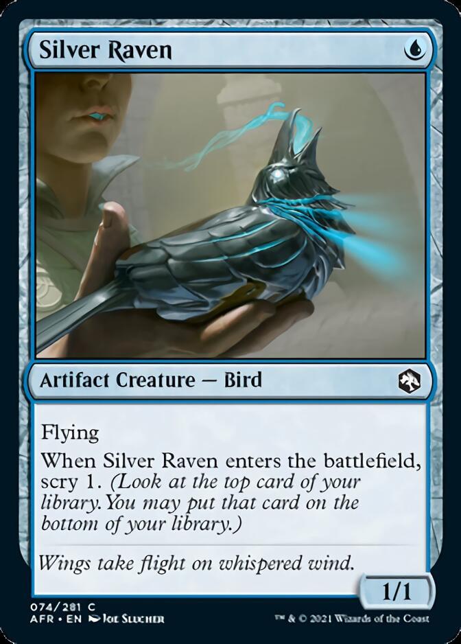 Silver Raven [AFR]