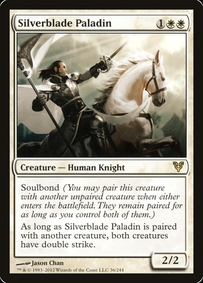 Silverblade Paladin [AVR]