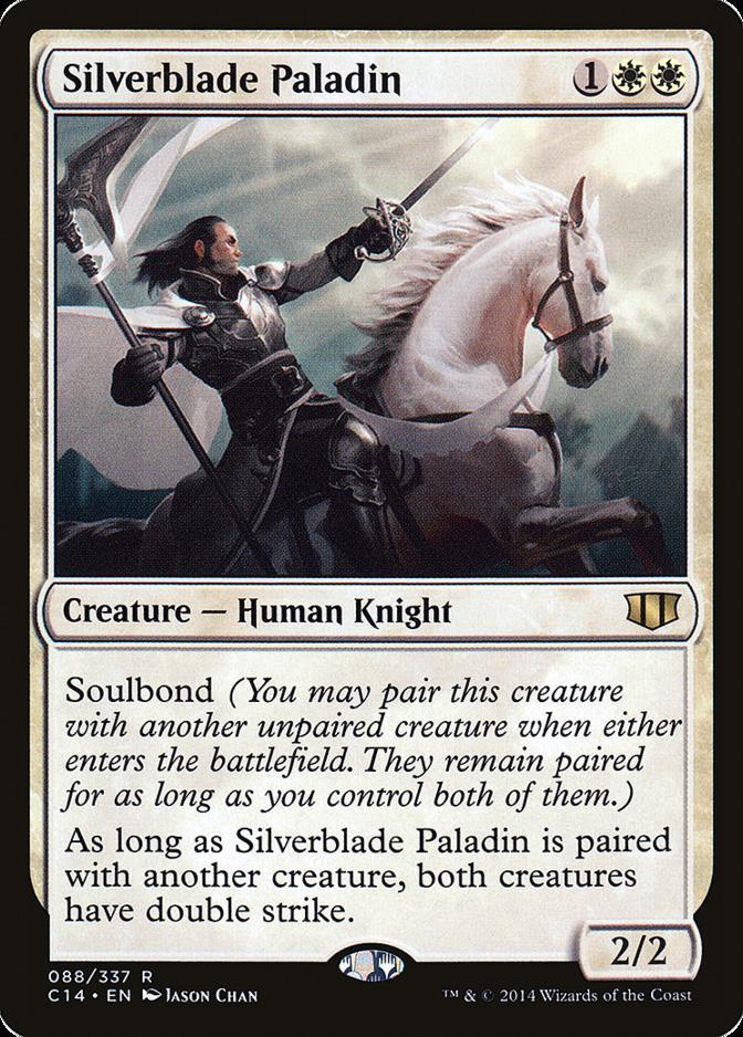 Silverblade Paladin [C14]