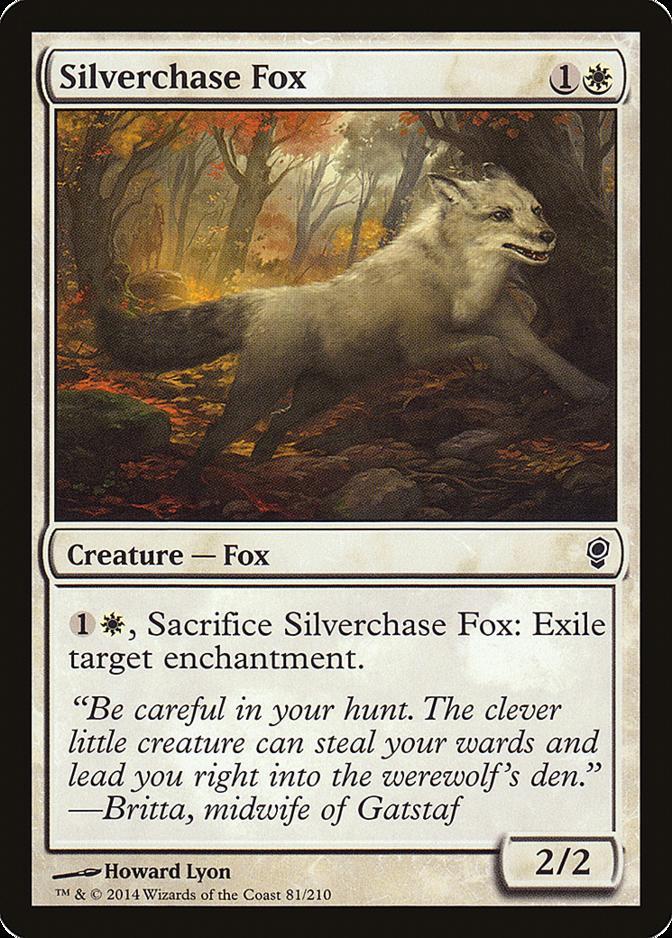 Silverchase Fox [CNS]