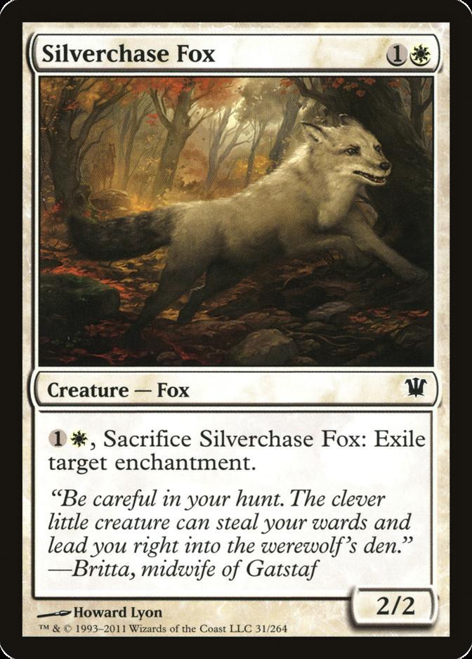 Silverchase Fox [ISD] (F)