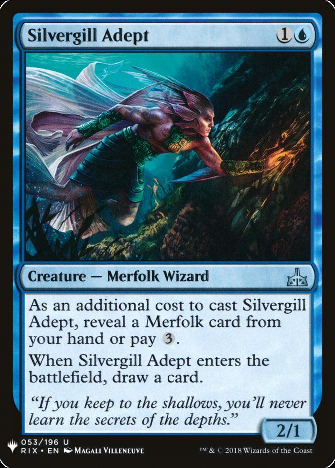Silvergill Adept [MB1]