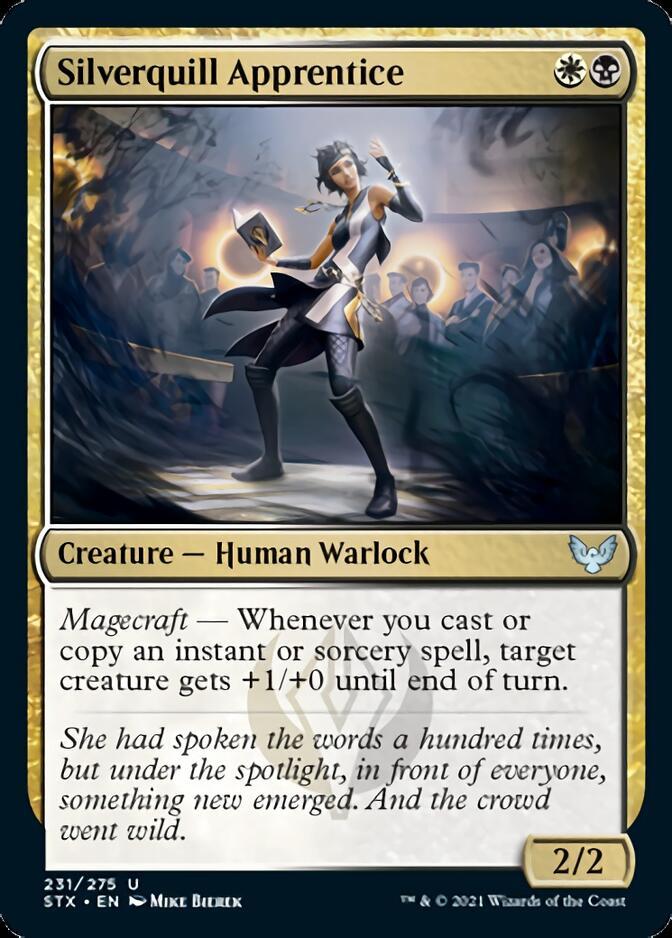 Silverquill Apprentice [STX]