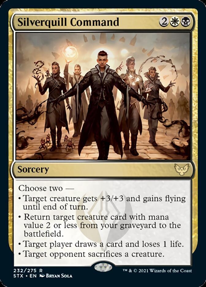 Silverquill Command [STX]