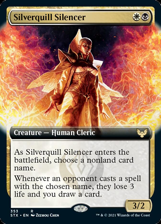 Silverquill Silencer <extended> [STX]
