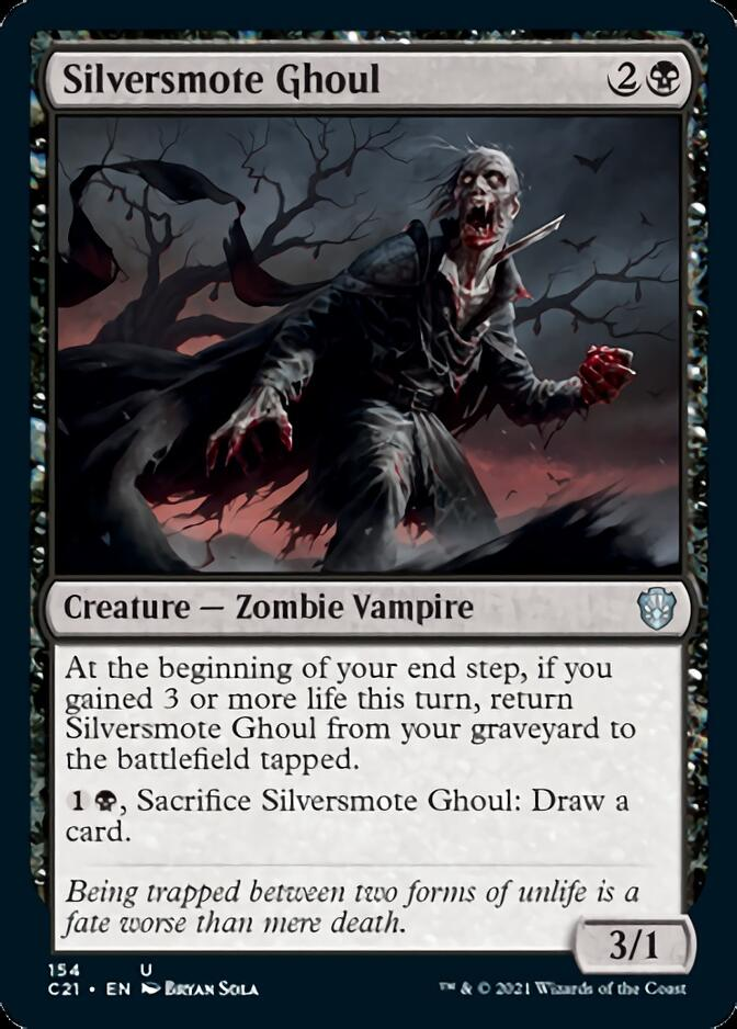 Silversmote Ghoul [C21]