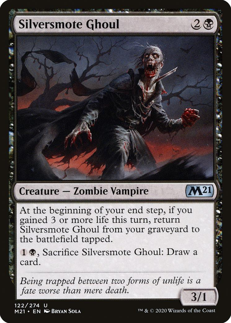 Silversmote Ghoul [M21]