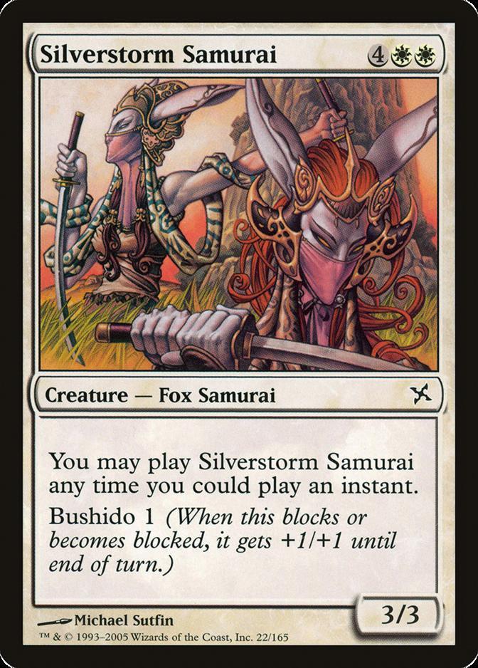 Silverstorm Samurai [BOK]
