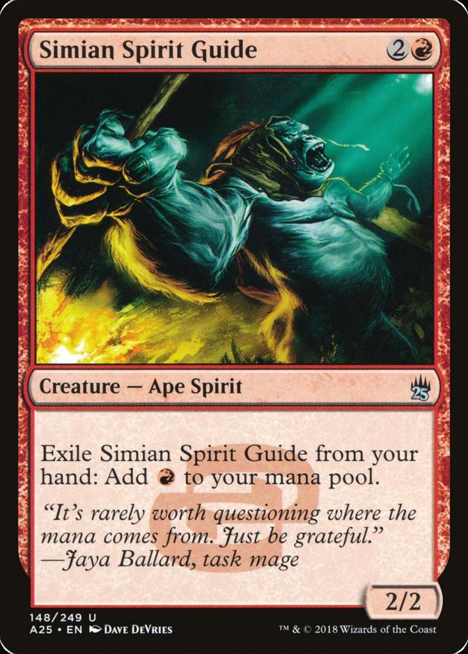 Simian Spirit Guide [A25]
