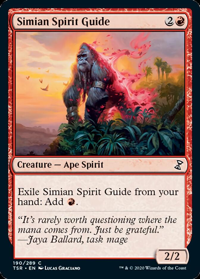 Simian Spirit Guide [TSR]