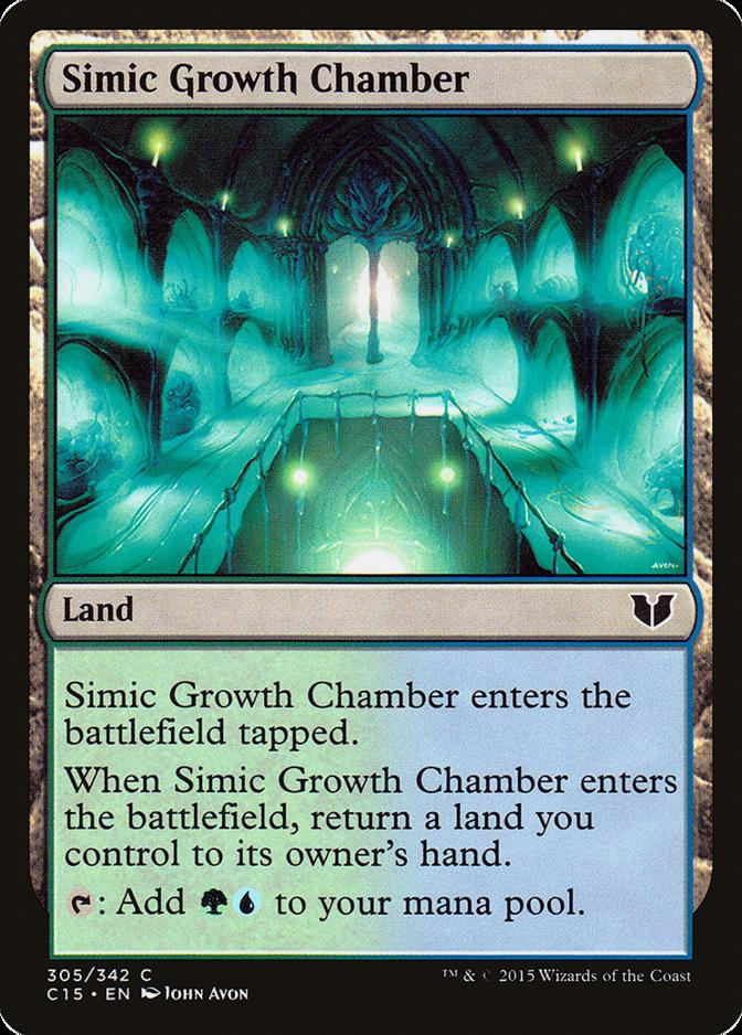 Simic Growth Chamber [C15]