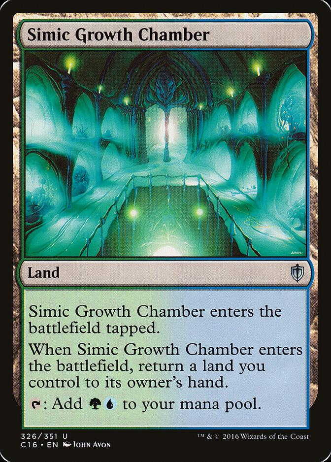 Simic Growth Chamber [C16]