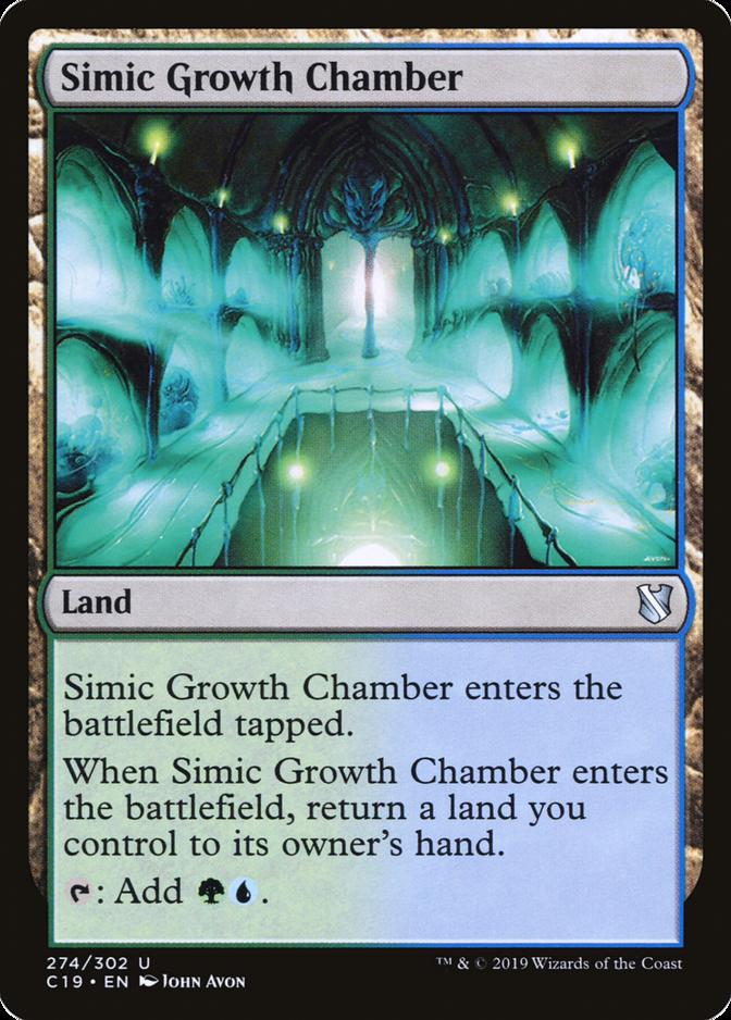 Simic Growth Chamber [C19]