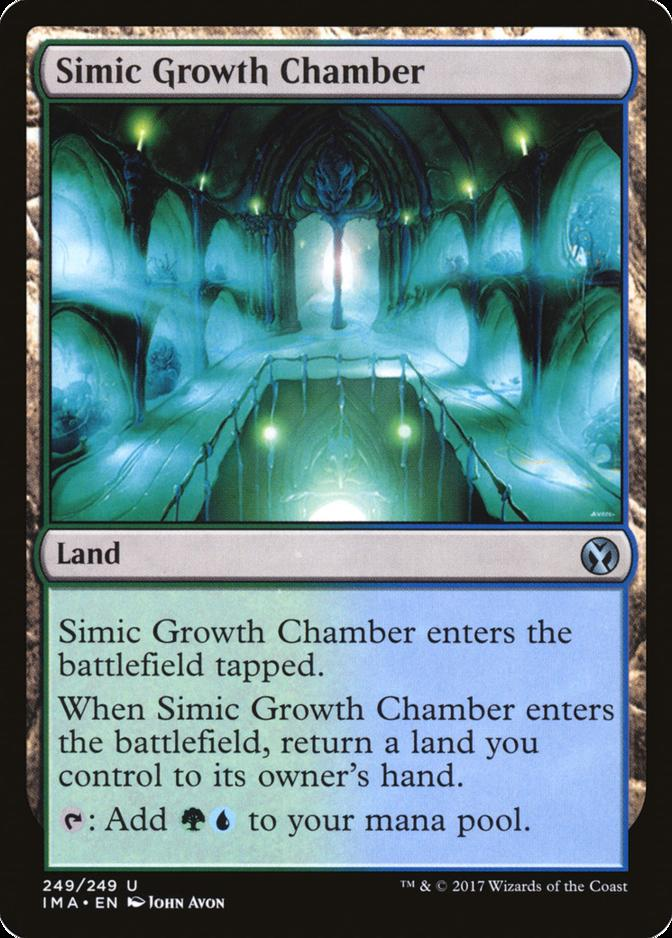 Simic Growth Chamber [IMA]