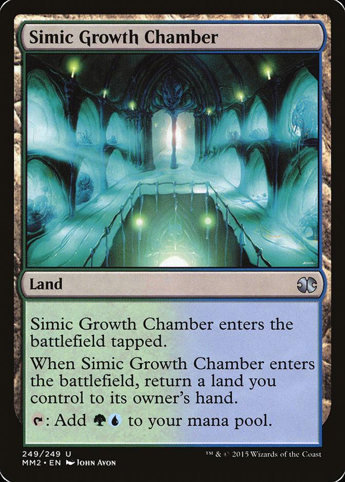 Simic Growth Chamber [MM2] (F)