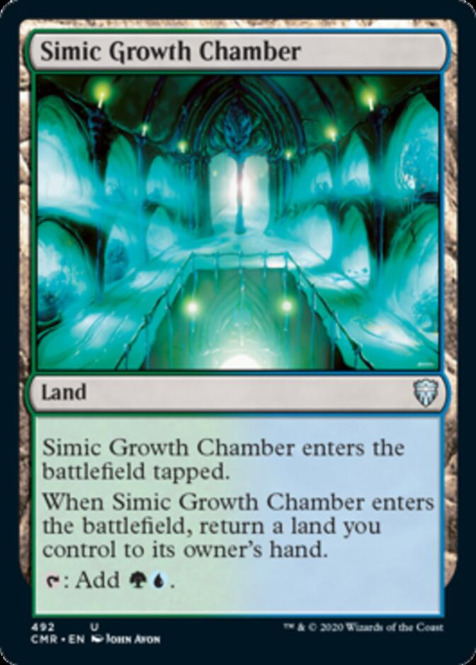 Simic Growth Chamber <precon> [CMR]