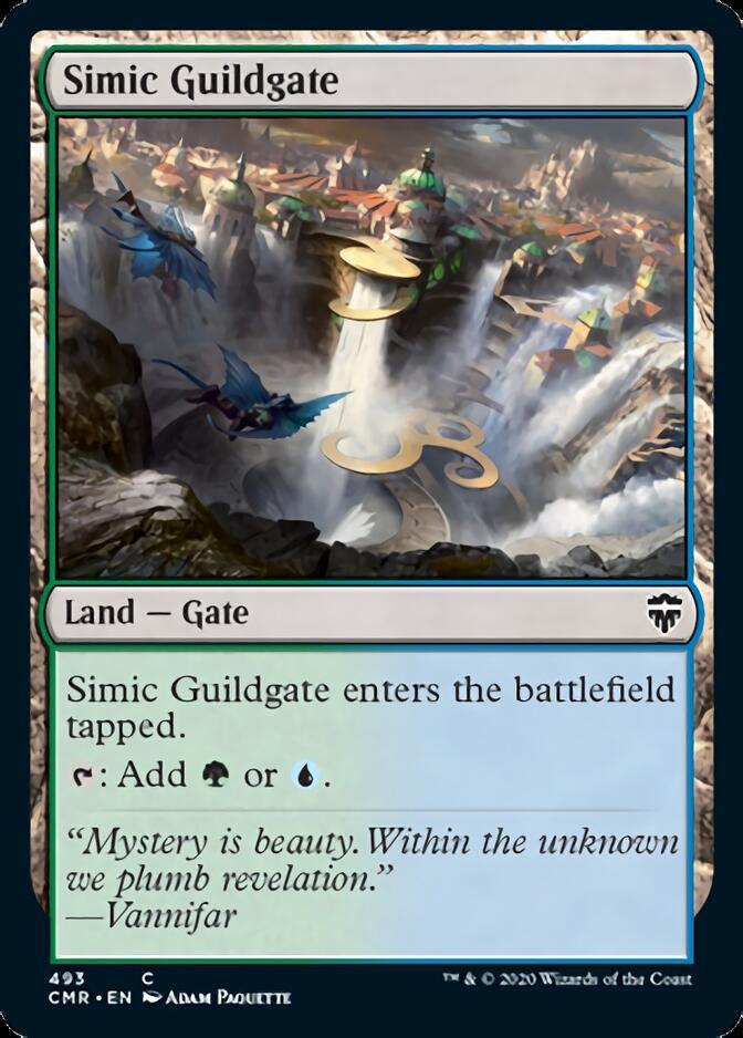 Simic Guildgate [CMR]