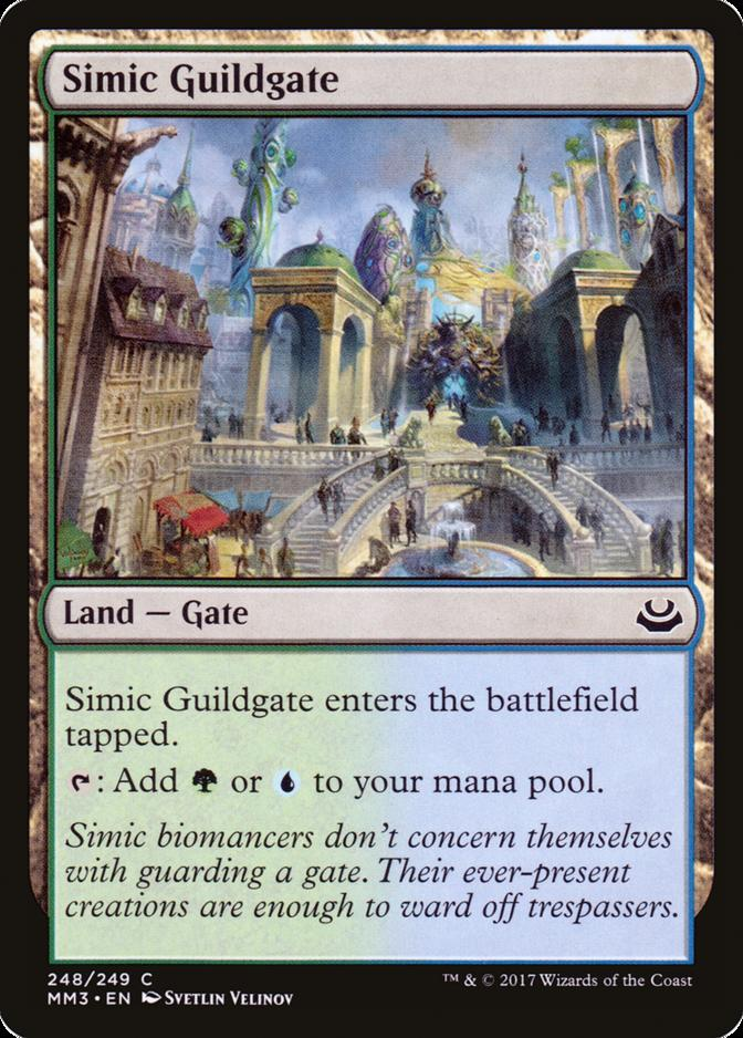Simic Guildgate [MM3]