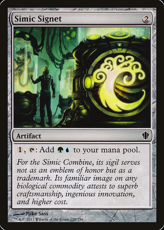 Simic Signet [C13]