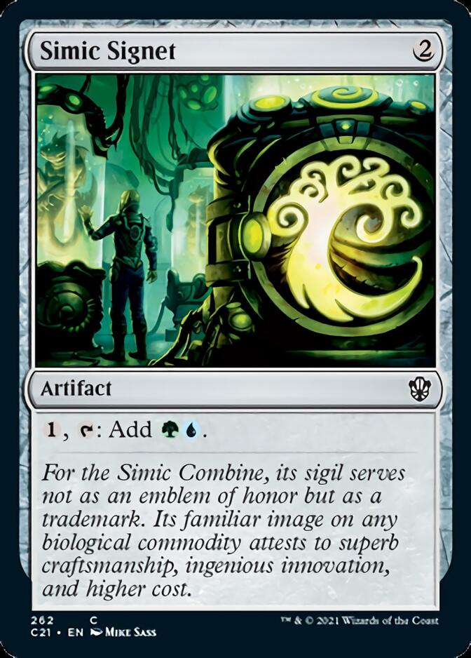 Simic Signet [C21]