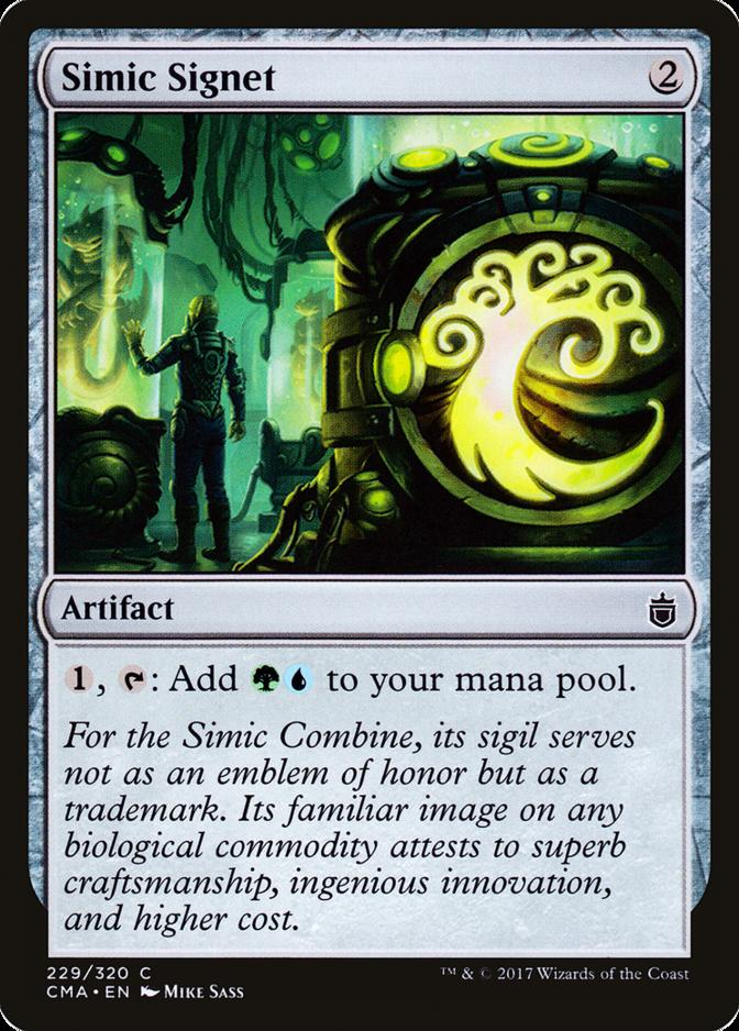 Simic Signet [CMA]