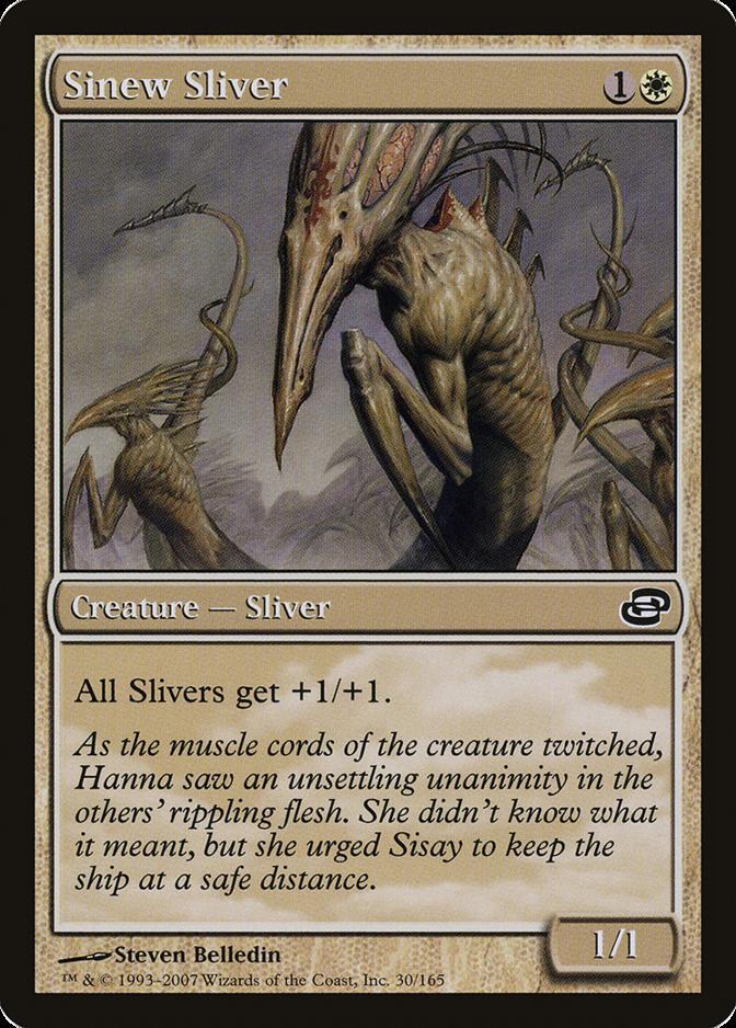 Sinew Sliver [PLC]