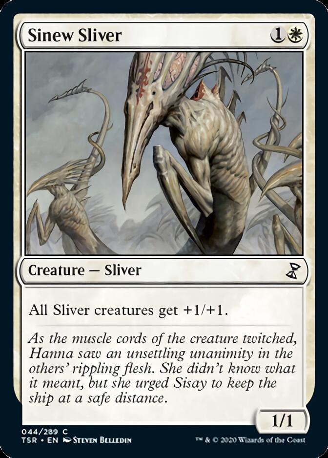 Sinew Sliver [TSR]