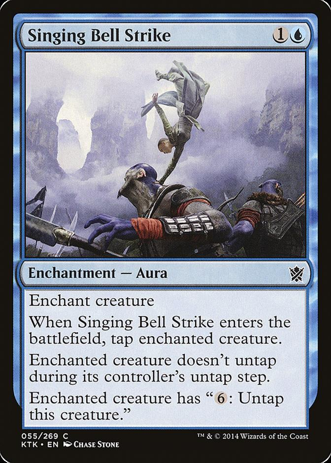 Singing Bell Strike [KTK]