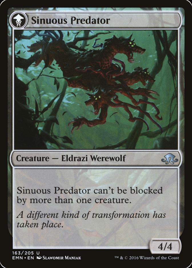 Sinuous Predator [EMN]