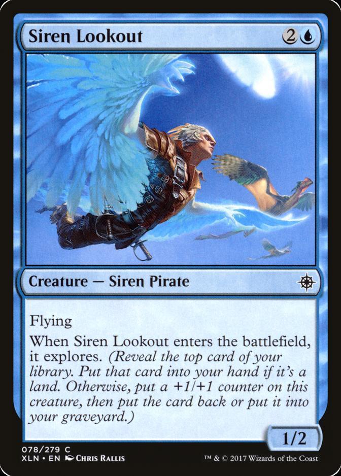 Siren Lookout [XLN]