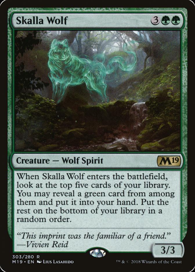Skalla Wolf [M19]