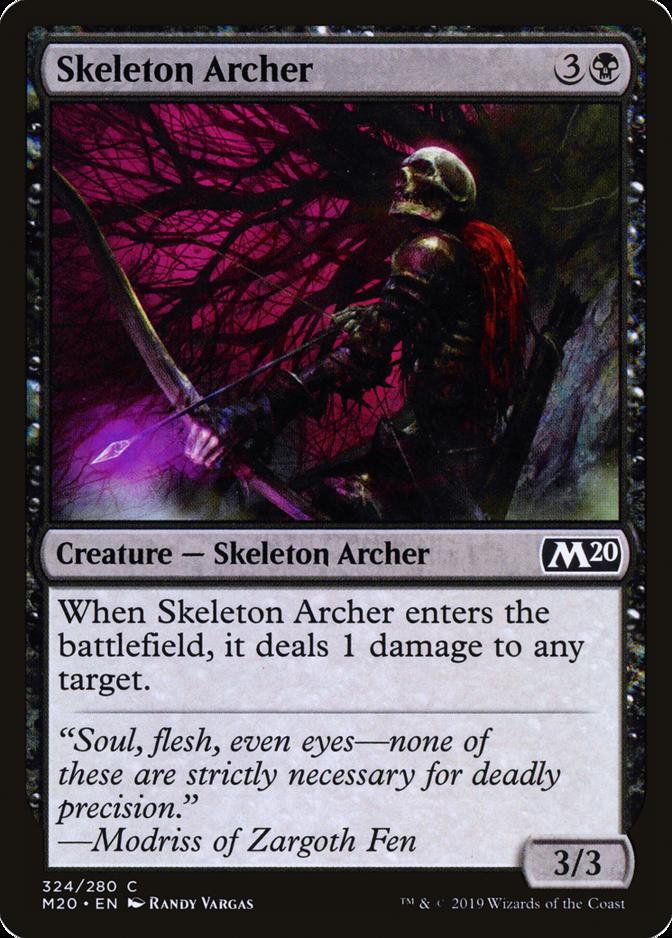 Skeleton Archer [M20]