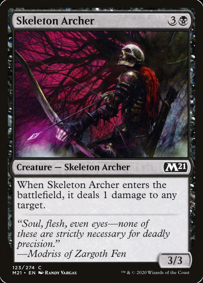 Skeleton Archer [M21] (F)