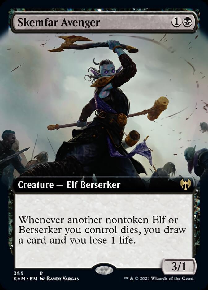 Skemfar Avenger <extended> [KHM]
