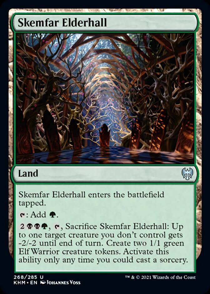 Skemfar Elderhall [KHM]