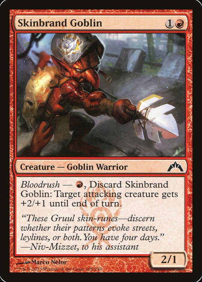 Skinbrand Goblin [GTC]