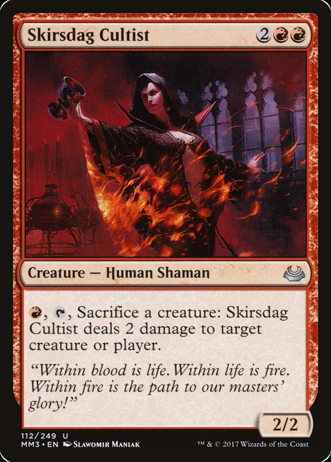 Skirsdag Cultist [MM3]