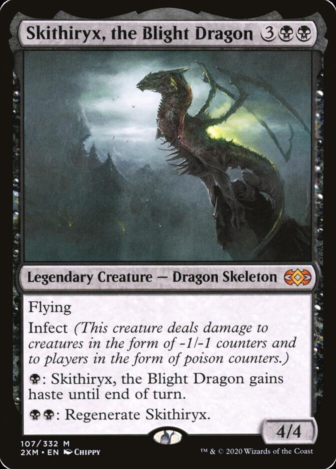 Skithiryx, the Blight Dragon [2XM]