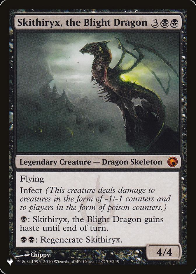 Skithiryx, the Blight Dragon [PLIST]
