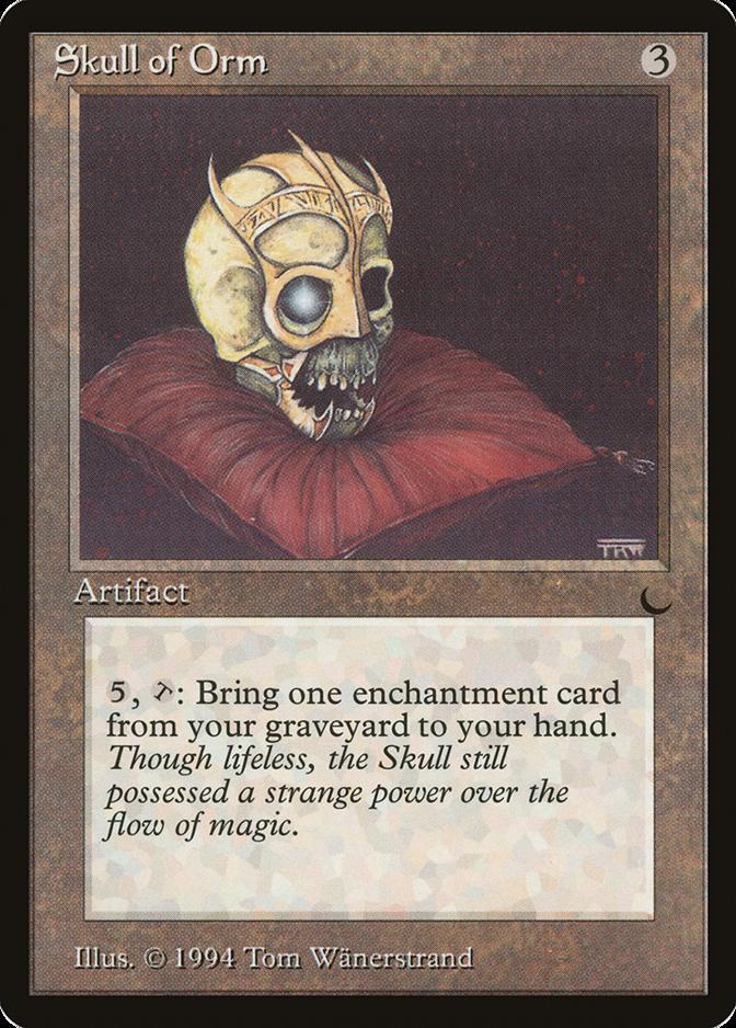 Skull of Orm [DRK]