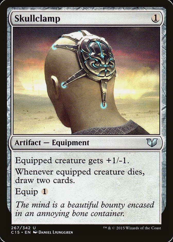 Skullclamp [C15]