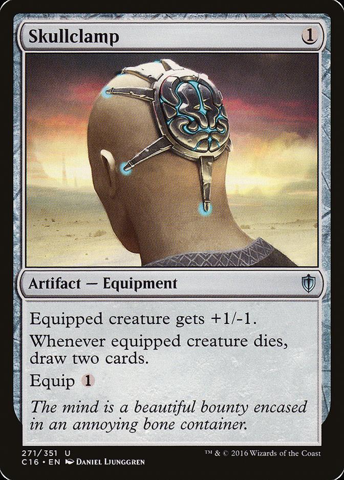 Skullclamp [C16]